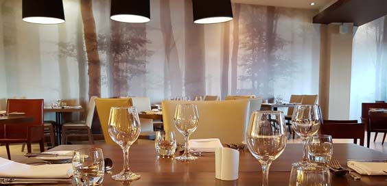 18Fifty5 Copthorne Hotel Sheffield Restaurant Review interior