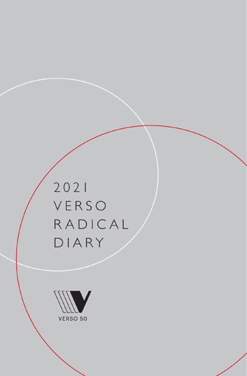 2021 Verso Radical Diary Review book review cover