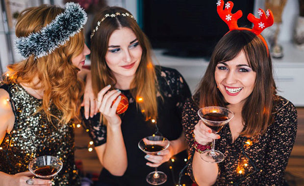 3 Dresses for the Christmas Party main shot