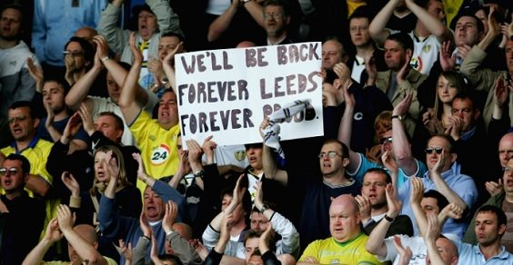 4 More Wins Will See the Whites Finally Get Out of the Championship fans