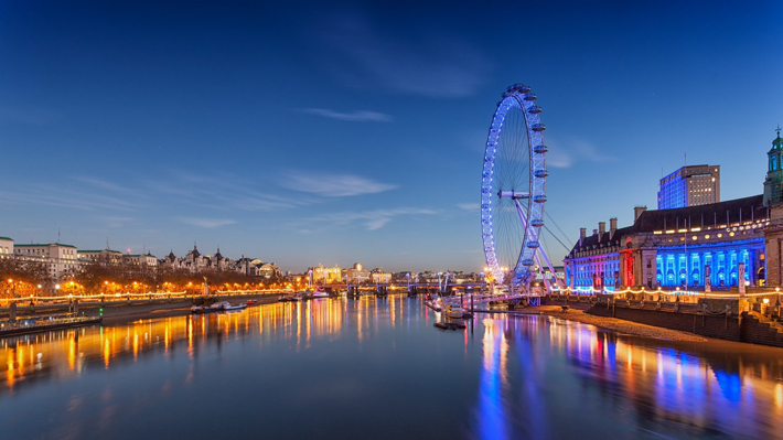 48 hours in london travel review river