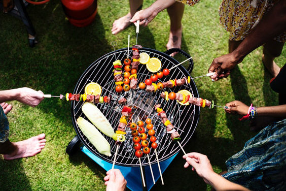 5 Best Tips for the Perfect Garden Party barbecue