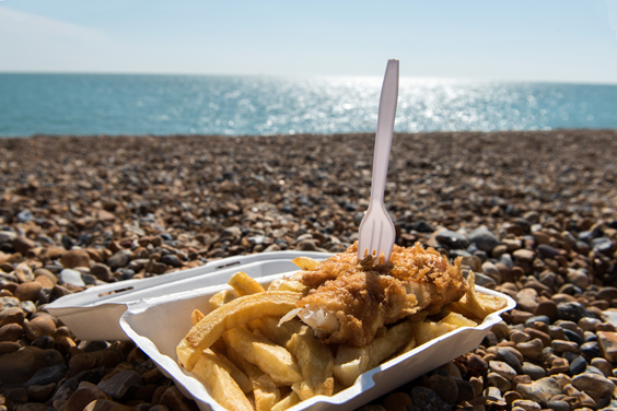 5 Reasons Why a Staycation is the Right Choice for You fish and chips