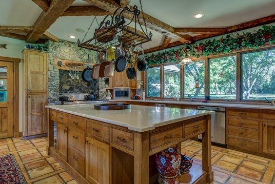 5 Ways to Create a Country-Inspired Kitchen setting