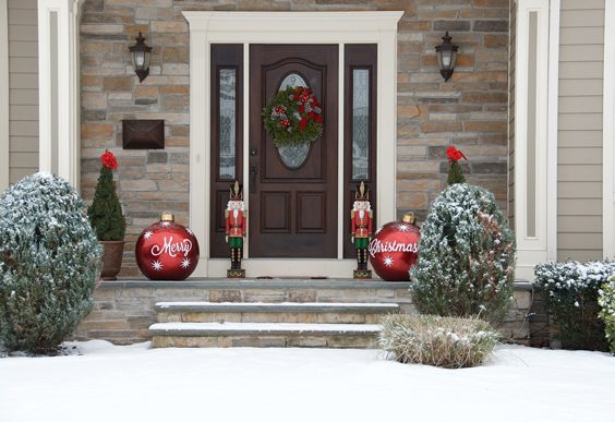 5 Ways to Organise Your Home for Christmas exterior