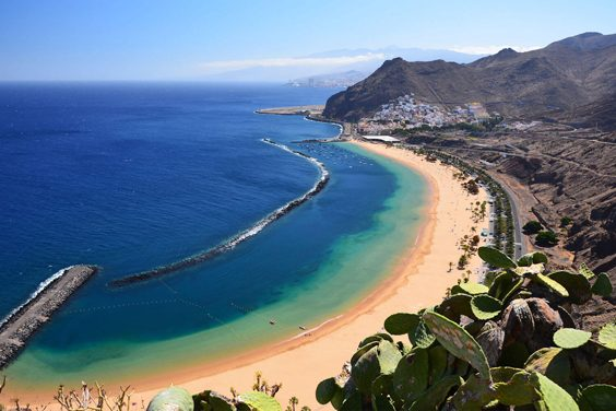 5 Winter Holiday Ideas to Escape the Cold UK Weather tenerife