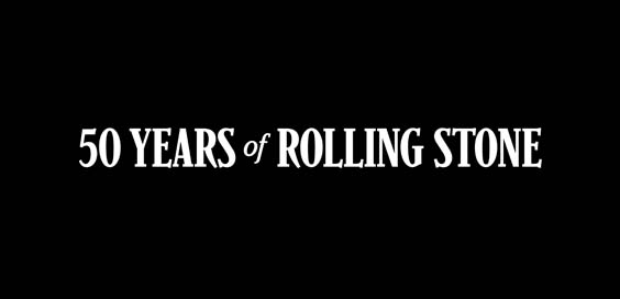 50 years of rolling stone book review