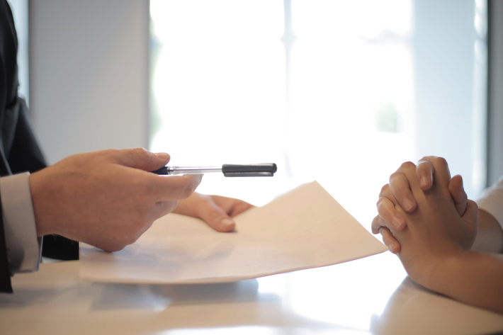 6 Tips to Getting Preapproved for a Mortgage sign