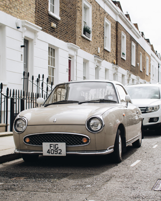 7 Signs That You Need a New Car vintage