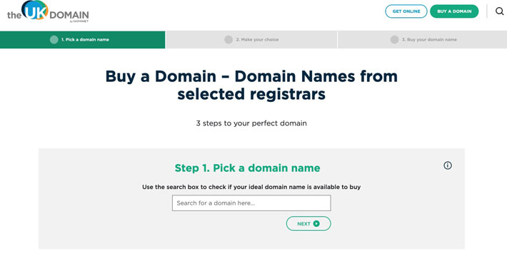 7 Tools For Domain Name Research and Registration in the UK nominet