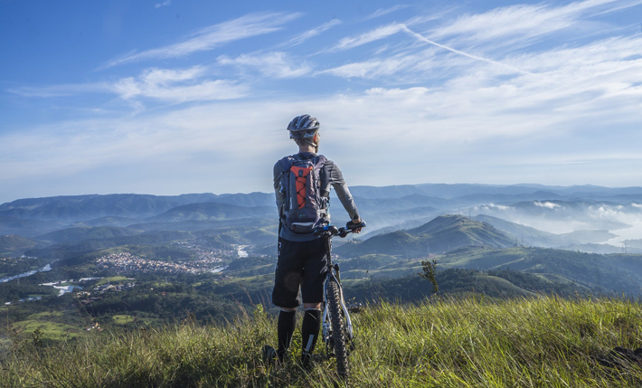 7 of the Best Ways to Exercise if you Love the Outdoors bike