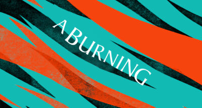 A Burning Megha Majumdar book Review main logo