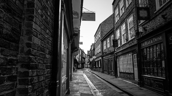 A Guide to Your Trip to York shambles
