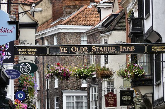 A Guide to Your Trip to York ye olde
