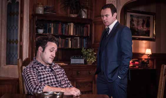A Judgement in Stone review leeds grand theatre antony costa