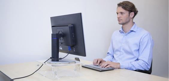 A Monitor Stand for Every Workplace main