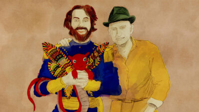 A Q&A with Mike Lindsay from Tunng on Outsider main