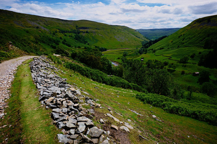 A Walk Through Upper Swaledale and Kidson yorkshire
