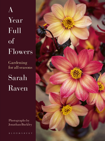 A Year Full of Flowers Sarah Raven book review cover