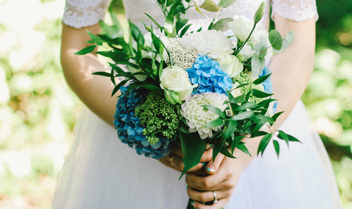 Add Whimsy To Your Special Day With A Few Selected Yorkshire Traditions bouquet