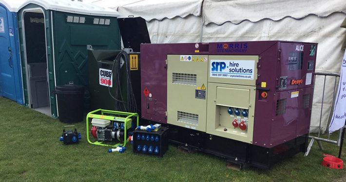 Advice on Hiring a Generator for Your Event main
