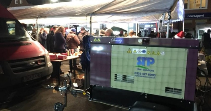 Advice on Hiring a Generator for Your Event party