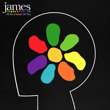 All the Colours of You by James Album Review coverAll the Colours of You by James Album Review cover