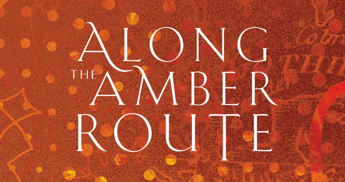 Along the Amber Route St Petersburg to Venice by C.J.Schüler Book Review main logo