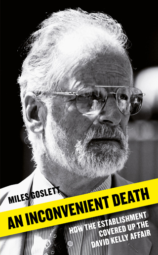 An Inconvenient Death Miles Goslett Book Review cover