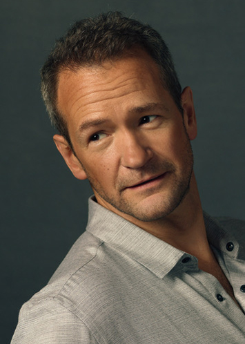 An Interview with Alexander Armstrong portrait