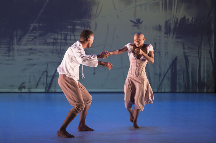 An Interview with Dada Masilo ballet