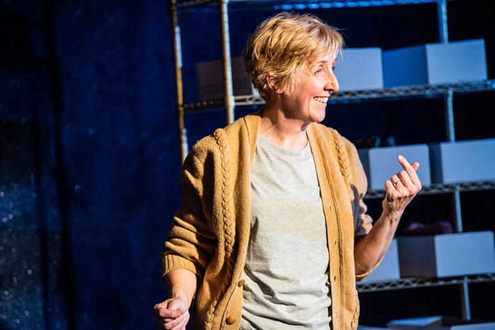 An Interview with Julie Hesmondhalgh greatest play