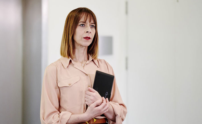 An Interview with Kate Dickie actress