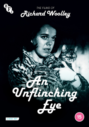 An Unflinching Eye The Films of Richard Woolley (4-Disc Box Set) – Review cover