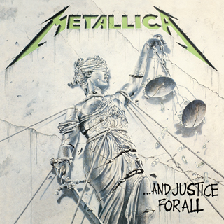 And Justice For All (Reissue) by Metallica album review cover