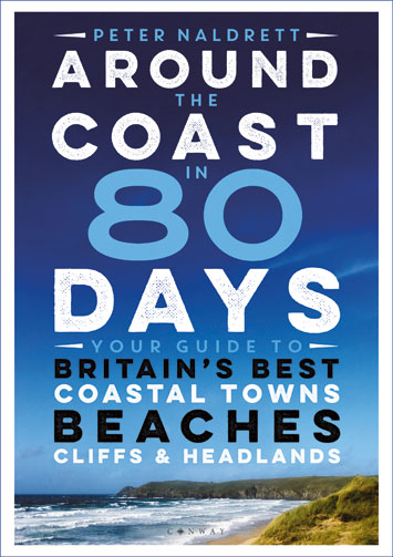 Around the Coast in 80 Days by Peter Naldrett book review cover