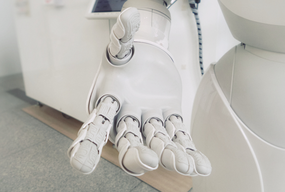 Artificial Intelligence Predictions for Businesses in 2019 robot