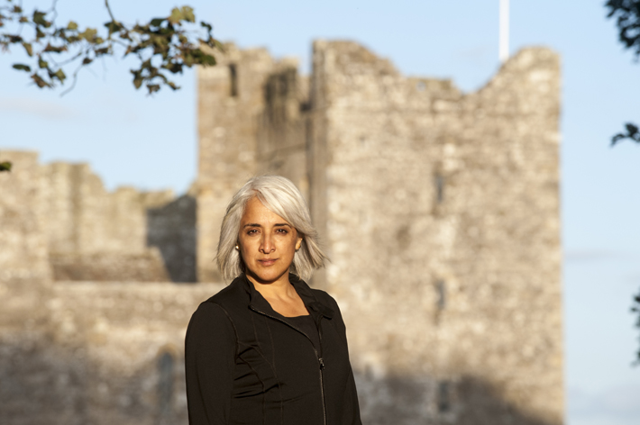 Artist Shanan Gulzar Presents Her Favourite Yorkshire Walks for New BBC4 Series castle