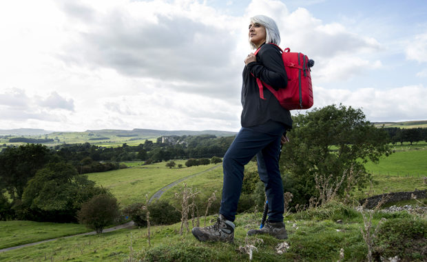 Artist Shanan Gulzar Presents Her Favourite Yorkshire Walks for New BBC4 Series main