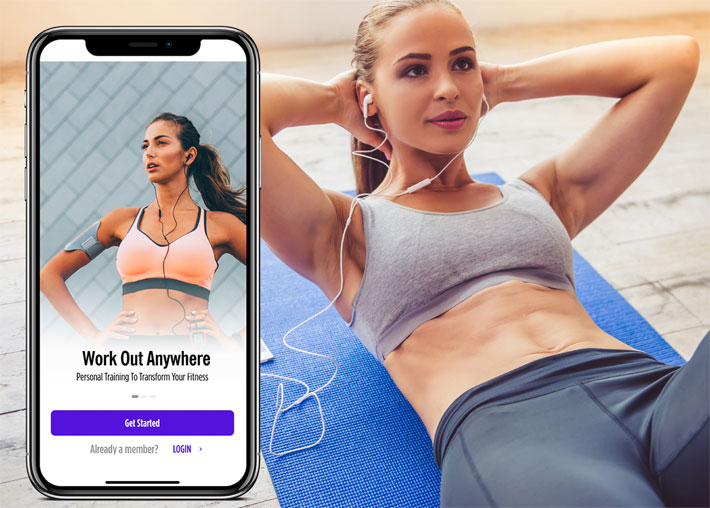 Auro Fitness App Review female