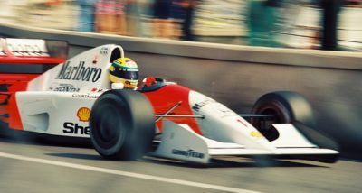 Ayrton Senna A Legend of Formula 1 main