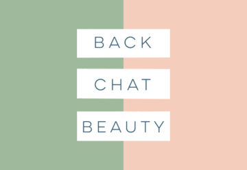 Back Chat Beauty Sophie Beresiner Lisa Potter-Dixon Book Review logo main