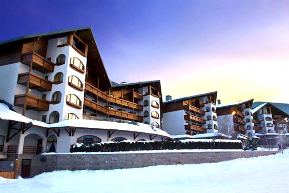 Bansko Bulgaria Travel Review hotel