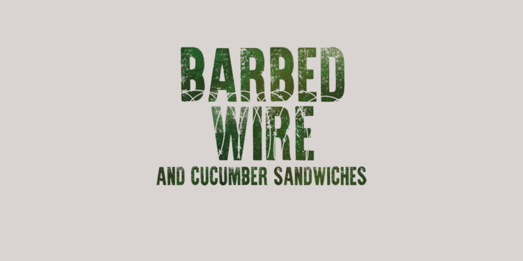 Barbed Wire and Cucumber Sandwiches by Colin Shindler – Review logo