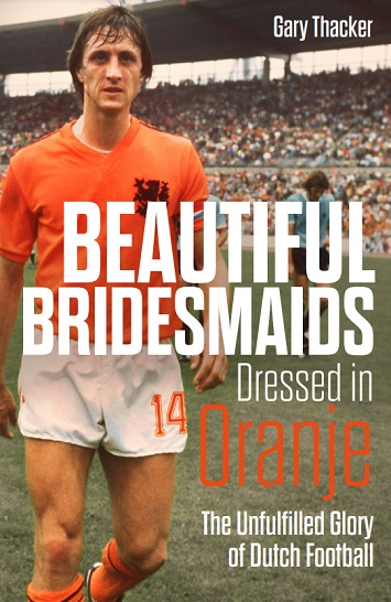 Beautiful Bridesmaids Dressed in Orange Gary Thacker book Review cover