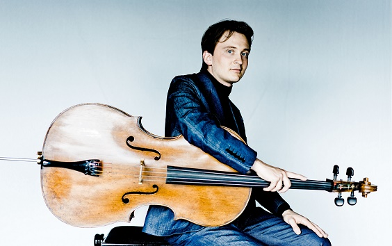 benedict kloeckner interview cellist harrogate