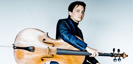 benedict kloeckner interview cellist