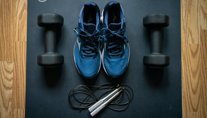 Benefits of Setting up a Home Gym equipment