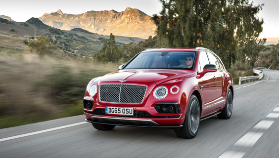 Bentley Bentayga W12 review