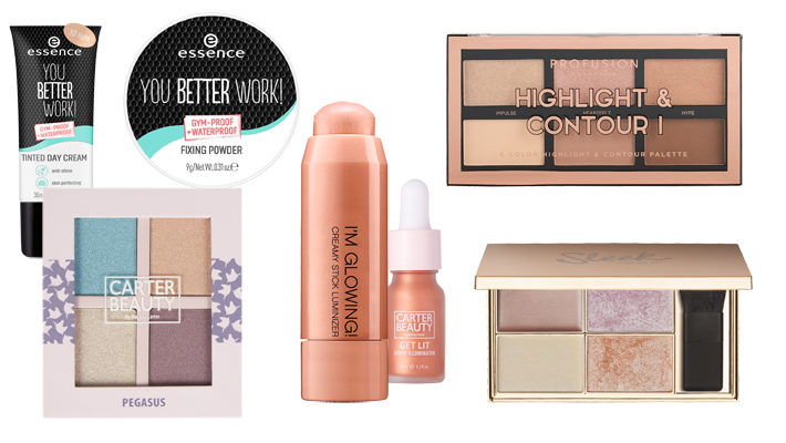 Best Make-Up Buys Under £10 base